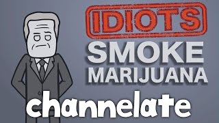 Explosm Presents: Channelate - Marijuana PSA