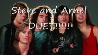 Separate Ways Steve Perry/Arnel Pineda Side by Side