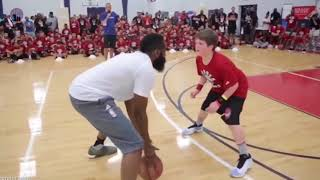 NBA Players Destroying Kids and Trash Talkers