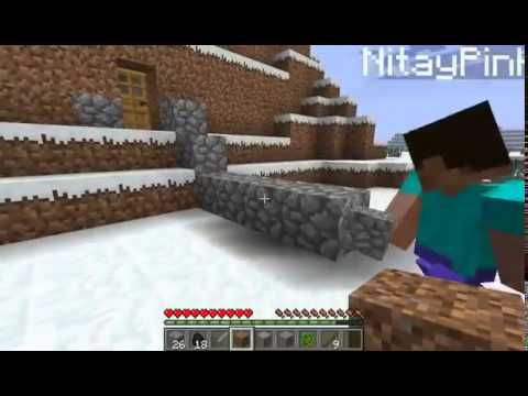 Minecraft em dupla episodio 1 Primeira Noite
