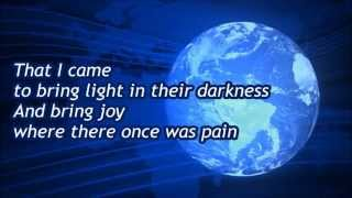 Take My Healing To The Nations (Bob Fitts) with lyrics