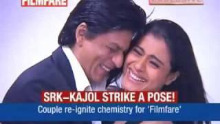 SRK - Kajol PhotoShoot For Filmfare 2010