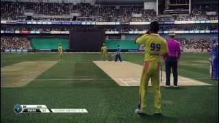Don Bradman Cricket 14 - Chennai Super Kings Vs Mumbai Indians| HD Gameplay