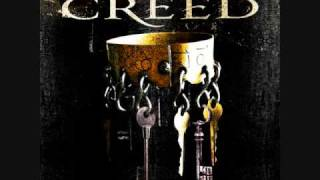 A thousand Faces - Creed  ( Full Circle )  New Album 2009