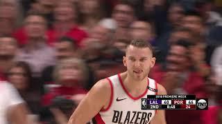 Los Angeles Lakers vs Portland Trailblazers | October 18, 2018
