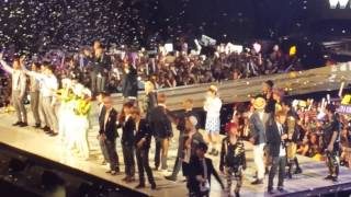 KCON 2013 MCountdown What's Up LA Ending Stage