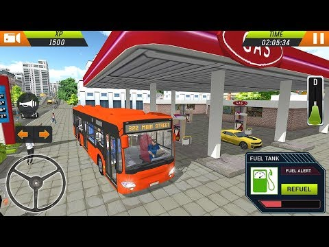 Xxx Mp4 Public Bus Transport Simulator 2018 By Racing Games Android Gameplay HD 3gp Sex