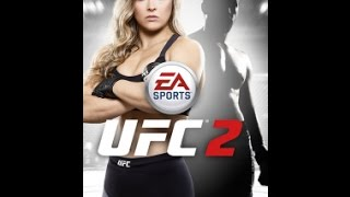 UFC 2 GAME Girl Fight!