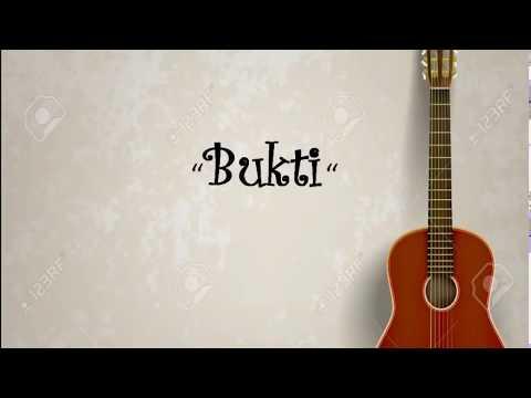 Virgoun - Bukti ( Lyric Video Acoustic  ) / Balasan Surat dari Starla