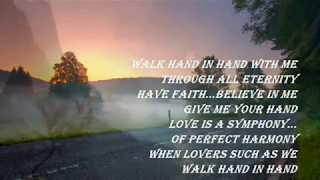 ANDY WILLIAMS - WALK HAND IN HAND