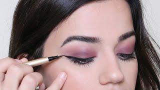 Kolay Eyeliner Nasıl Çekilir? (Easy Tips for Applying Eyeliner)