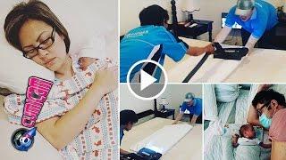Luar Biasa Steril Kamar Bayi Kembar Surya dan Cynthia - Cumicam 04 Januari 2017