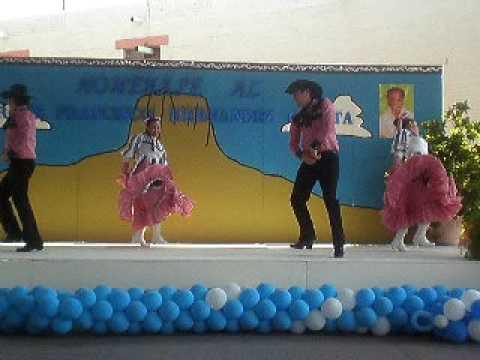 Polkas cd. victoria y el recreo grupo de danza CUICOYAN del Tecnológico de Nuevo Laredo.