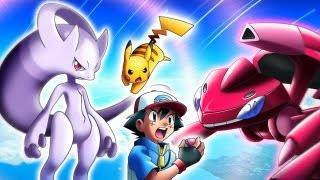 """2013 """"Pokémon the Movie: ExtremeSpeed Genesect: Mewtwo's Awakening"""" Trailer (English Subbed)"""