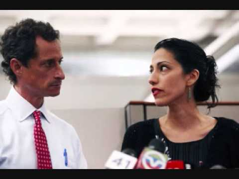 Anthony Weiner And Huma Abedin Address New 'Carlos Danger' Sex Scandal VIDEO