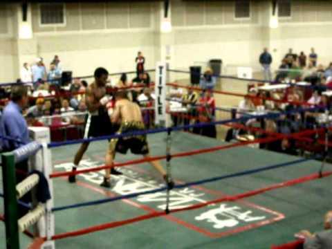 Marines Promotions Presents Border Brawl 3 Main Event Raul El Tirge Casarez vs Justin Williams Part2