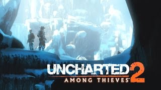 Uncharted 2: Among Thieves (Game Movie-Full Length) {1080p}