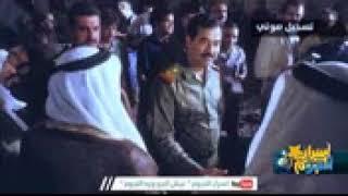 صدام حسين يهدد عشيرة الجبور ويسب شيوخهم