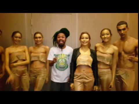 Xxx Mp4 Groove Paint GOLD GIRL BODY PAINTING CITY OF DREAMS 3gp Sex