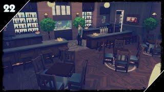 The Sims 4: Room Design - Sport Bar