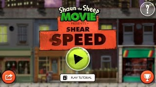 Shaun the Sheep Shear Speed iPhone 5S Gameplay Preview