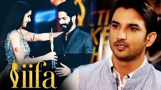 Sushant Rajput ATTACKS Shahid Kapoor For Wining BEST ACTOR Award At IIFA 2017