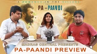 Pa Paandi Movie Preview | Expectation | Raj Kiran | Dhanush | Madras Central