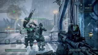 76 KILLS   Killzone 3 Multiplayer Operations Frozen Dam   Game 2
