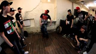 J Slam & Lil StageKilla (Buck Motion Krump School)