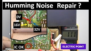 Remove Humming Noise From Music System Easily