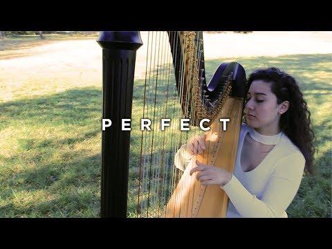 Xxx Mp4 Quot Perfect Quot By Ed Sheeran Harp Cover Wedding 3gp Sex
