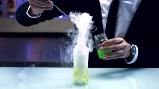 Consol mixology - Liquid Kryptonite (Competition closed)