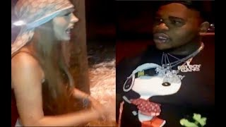 Fatboy SSE Goes Off on Woahh Vicky for Pretending to Be a BLACK GIRL!