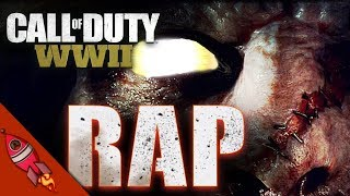 Call Of Duty WW2 Nazi Zombies Rap Song | Becoming Alive | Rockit Gaming