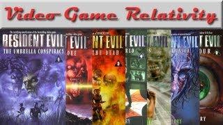 Video Game Relativity: Resident Evil Books