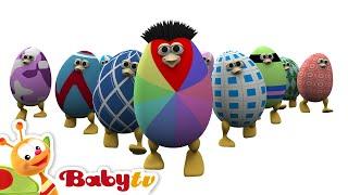 Egg Birds | BabyTV