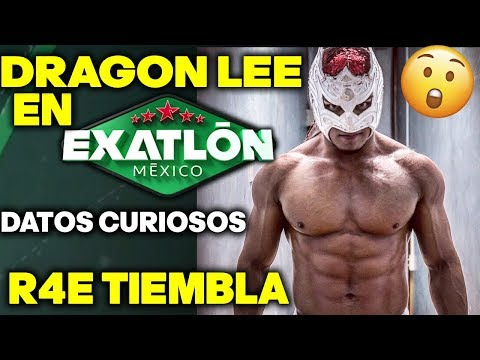 Xxx Mp4 Exatlón Luchador Dragon Lee Confirmado R4E Tiembla 3gp Sex