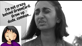 Getting a green card as F-1 student | Nand Javia ft. Maryam Rehman