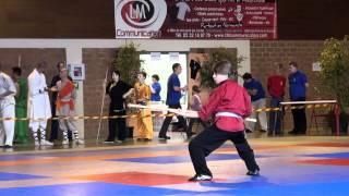 Kung Fu-Championnats de France 2011 (Cléon)- 34/36 Armes juniors - Bâton 6.mpg