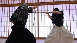 This is Samurai Sword Art!