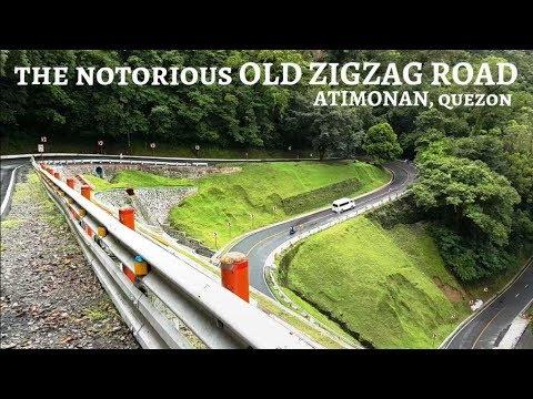 Old Zigzag Road aka Bitukang Manok at Pagbilao, Quezon │Pilot Episode (Tour 01) - [ENG SUB]
