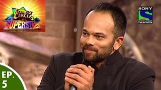 Comedy Circus Ke Superstars - Episode 5 - Rohit Shetty & Bappi Lahiri Special