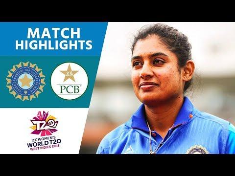 Xxx Mp4 India V Pakistan Women 39 S World T20 2018 Highlights 3gp Sex