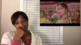 Chane Ke Khet Mein {ANJAAM} Song Reaction {Madhuri Dixit}