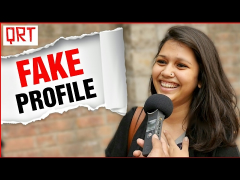 Do INDIAN GIRLS Make FAKE FACEBOOK Profiles to SPY BOYS | PROSTITUTION in India | Social Experiment