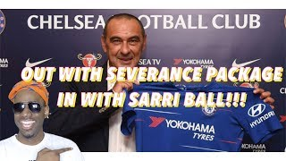 Chelsea Appoint Sarri as New Manager