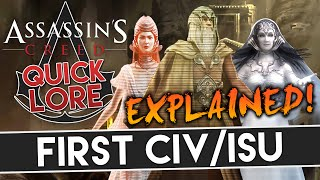 The First Civilization/Isu EXPLAINED! | Assassin's Creed Quick Lore