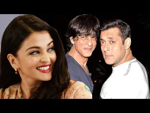 Aishwarya Rai PATCH UP With Salman Khan & Shahrukh Khan