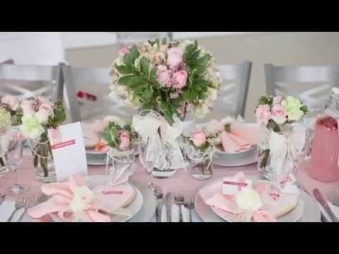 deco table mariage Idées de décoration de table pour mariage