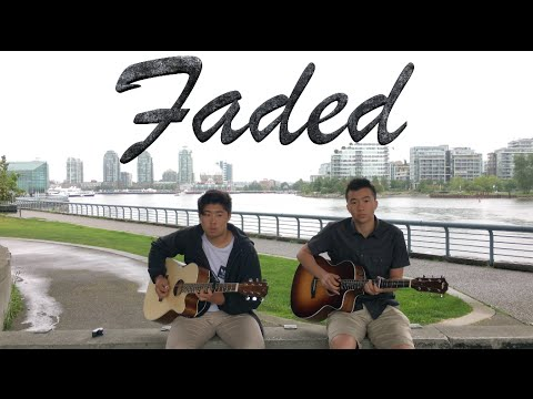 Faded - Alan Walker ~ Two Guitar Duet (Fingerstyle Guitar Cover) in 4K